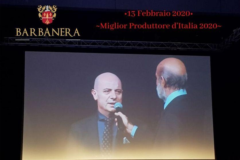 Miglior Produttore d'Italia 2020 - Luca Maroni