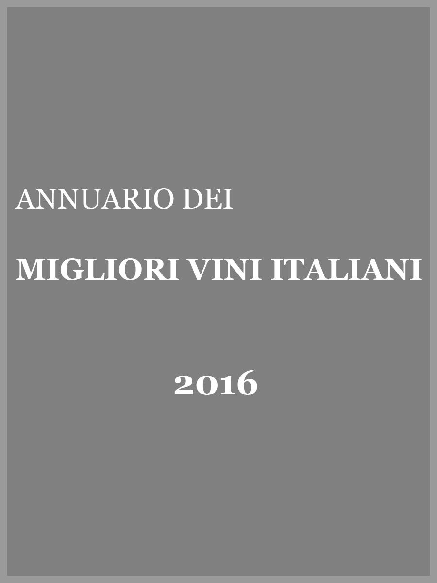 Annuario dei Migliori Vini Italiani ed. 2016
