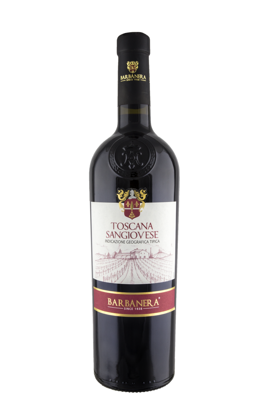 Toscana Sangiovese<br/><span>Barbanera Since 1938</span>