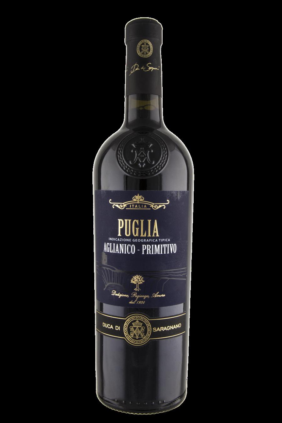 Puglia Aglianico - Primitivo
