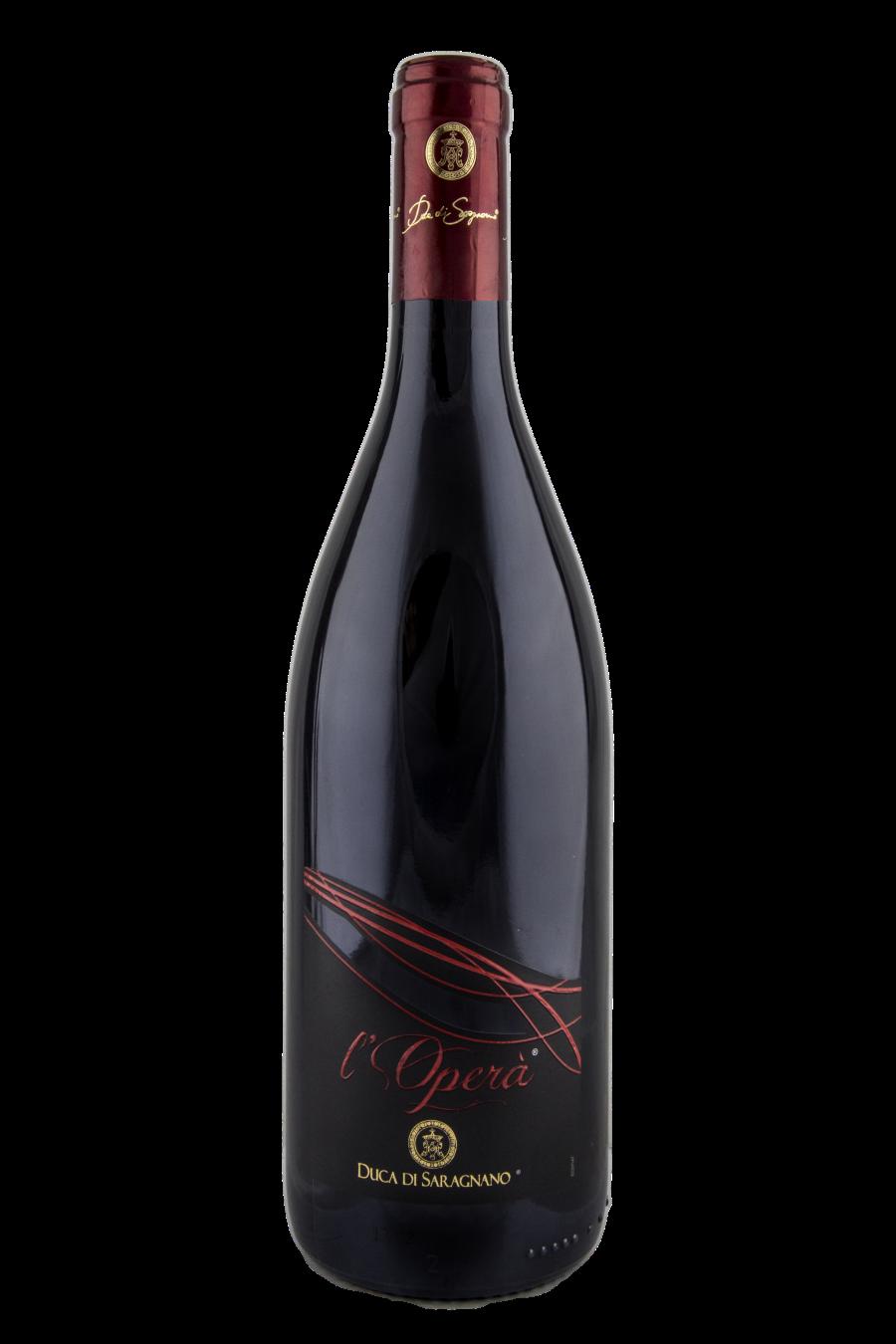"""Vino Rosso """"L'Opera"""""""
