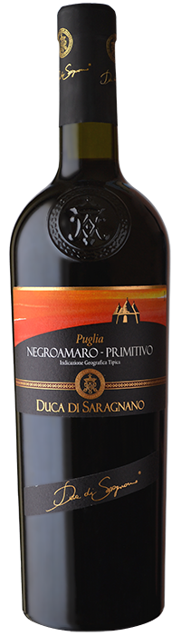 Puglia Negroamaro-Primitivo